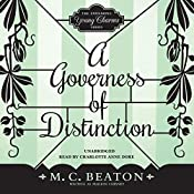 A Governess of Distinction: The Endearing Young Charms, Book 6 | M. C. Beaton writing as Marion Chesney