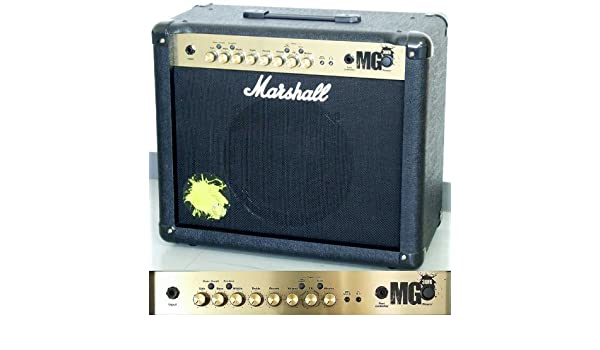 Amazon.com: Marshall MG30FX Guitar Combo Amplifier - 30w, 1x10 with DSP effects: Musical Instruments