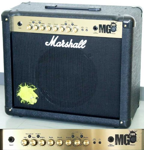 Marshall MG30FX Guitar Combo Amplifier - 30w, 1x10 with DSP effects