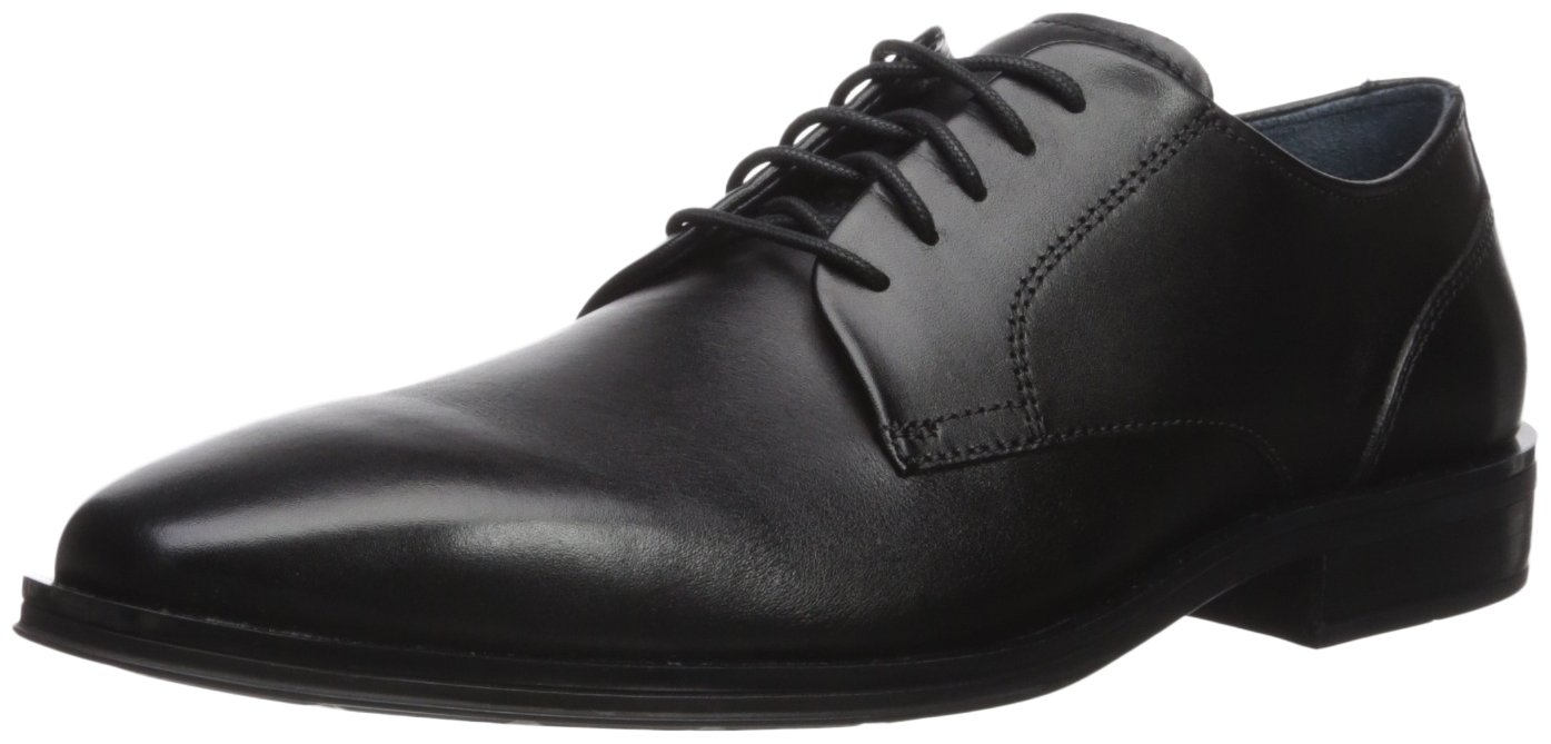 Cole Haan Men's Dawes Grand Plain Toe Oxford, Black, 11 Medium US