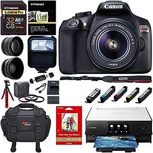 Canon Rebel T6 Digital SLR Camera Variation