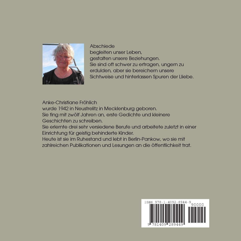 Buy Abschiede Tragen Gesichter Book Online At Low Prices In