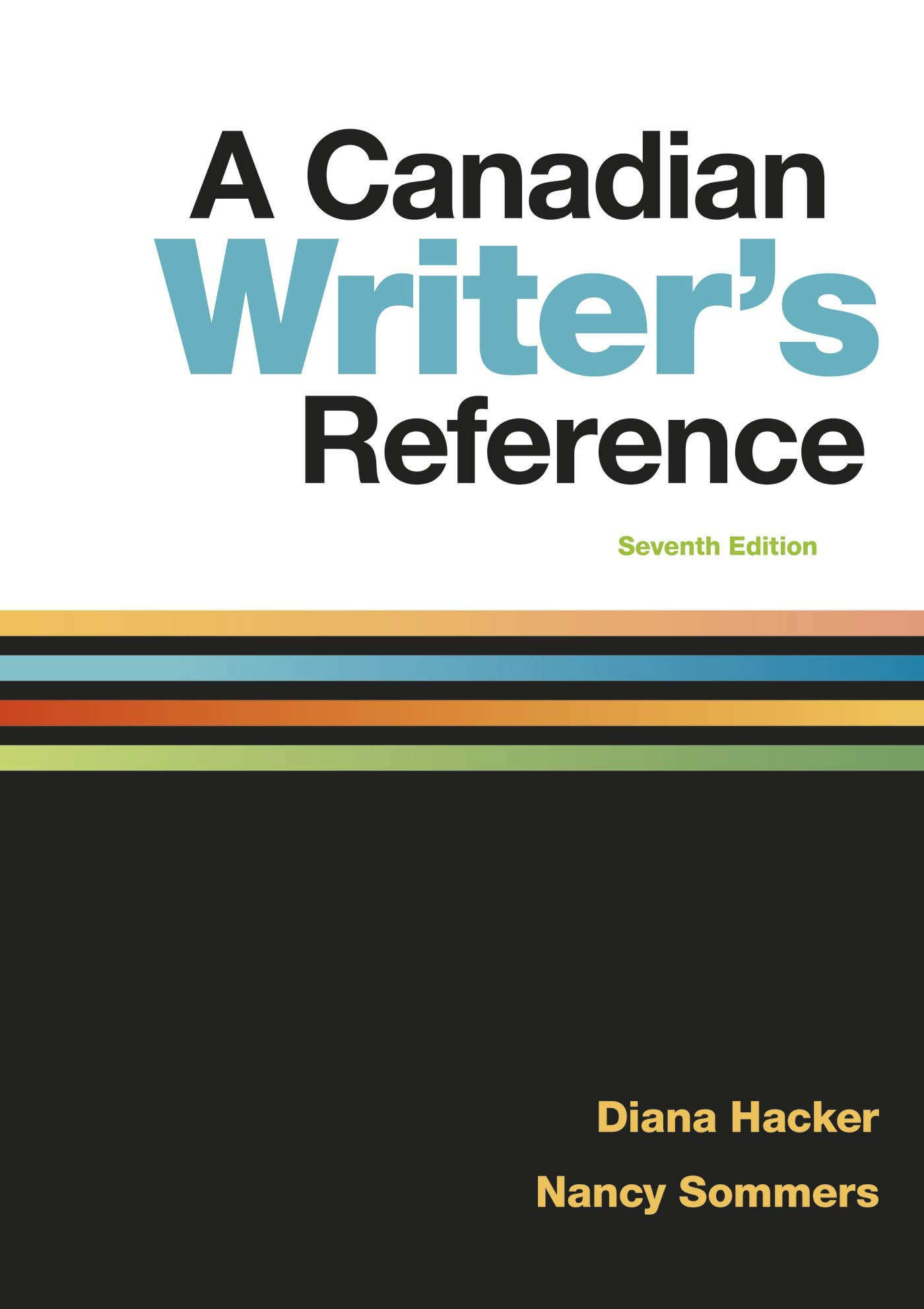 A Canadian Writer's Reference Spiral-bound – Jun 29 2018