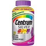 Centrum Silver Women, Mulher 50+ (275 Tabs) Multivitamínico