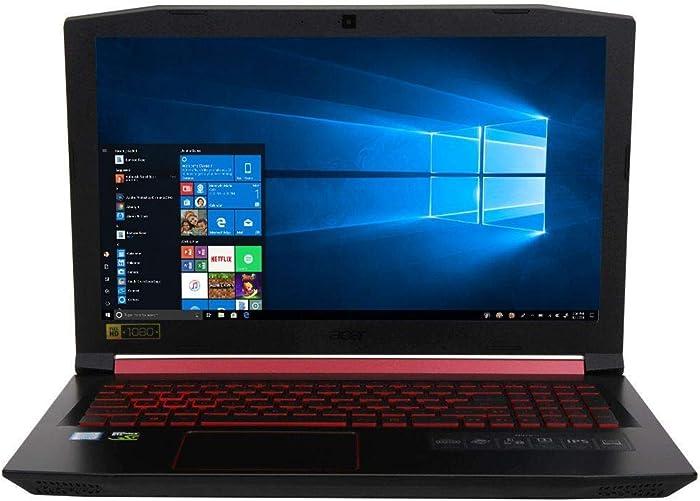 "Acer Nitro 5 15.6"" FHD Gaming Laptop, Core i5-8300H, GTX 1050 4GB, 8GB RAM, 1TB HDD, Quad-Core up to 4.00 GHz, RJ-45 LAN, USB-C, Backlit, Keypad, Win 10"