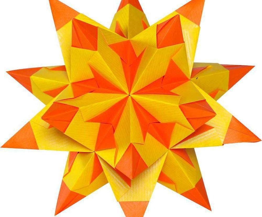 Amazon.com: Origami Bascetta Stars - 75g / M2 Two Colors ...