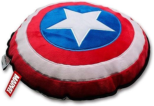 Marvel Comics Kissen Captain America Logo Shield 35 cm