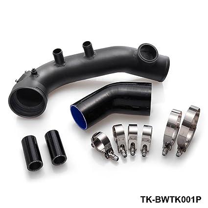 Ingesta Turbo Charge Kit de refrigeración tubo para BMW N54 E82 E88 E90 E91 E92 E93
