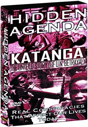 Hidden Agenda 5: Katanga - Untold Story of USA DVD: Amazon ...