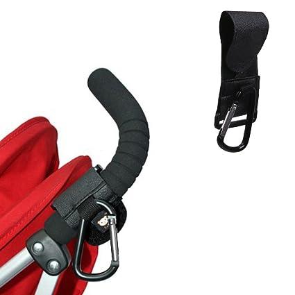 a-nam 2 piezas Buggy Cochecito Cochecito Clips para carrito de bebé, de carga