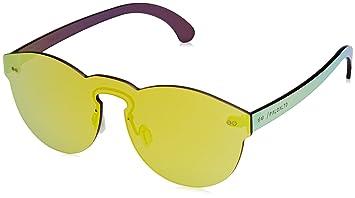 Paloalto Sunglasses P22.5Brille Sonnenbrille Unisex Erwachsene, gold