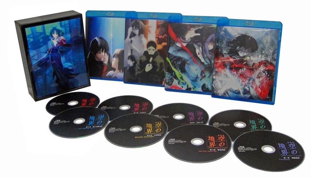劇場版 「空の境界」Blu-ray Disc BOX(通常版) B00C3DUY5S