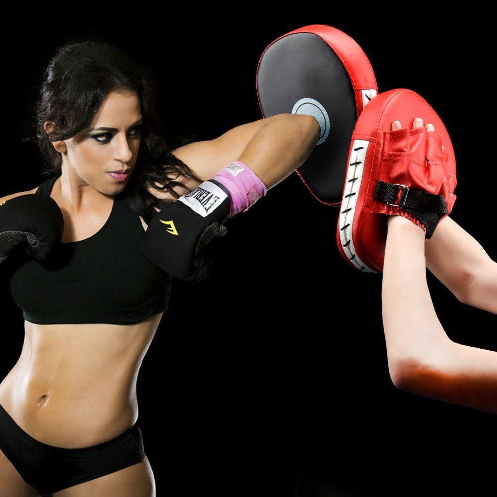 Queta 1 par Almohadillas de Boxeo Objetivos a Mano