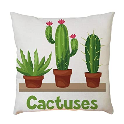 CLOOM Almohada, Inmortal Cactus Plaza gettare Almohada de ...