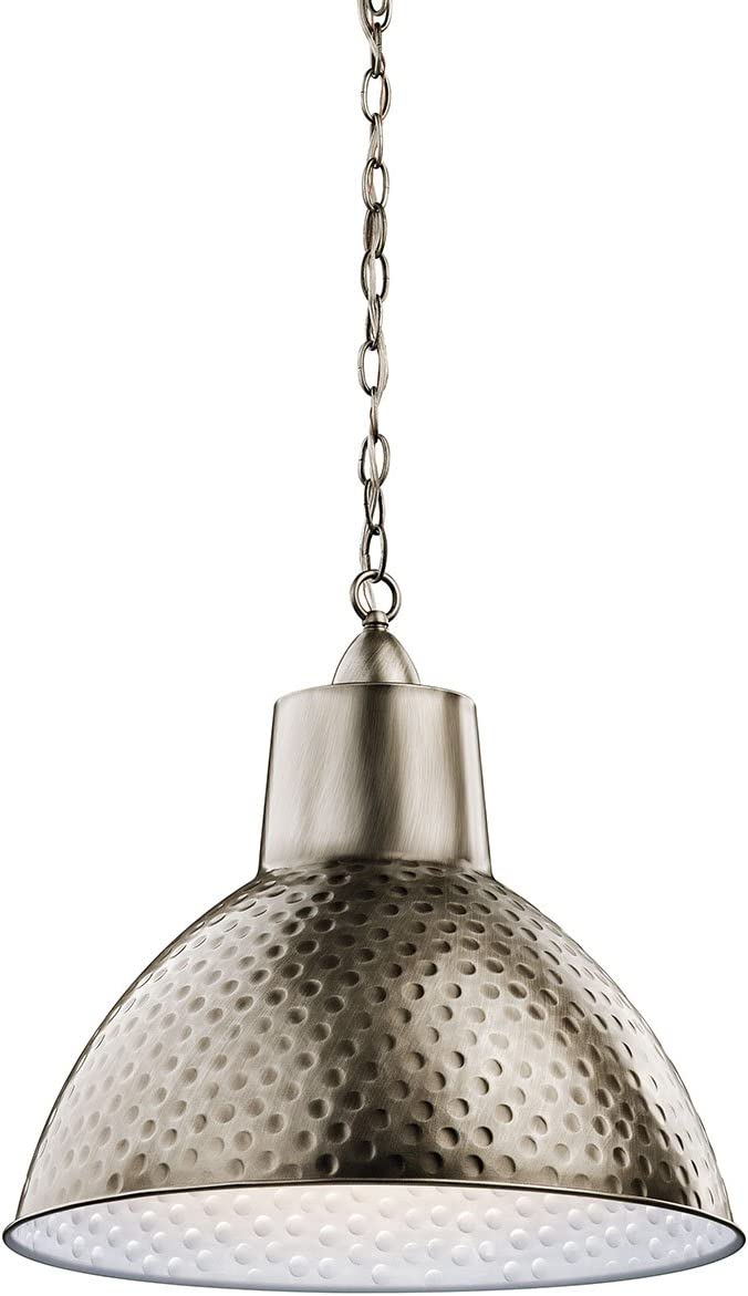 Kichler 42800AP One Light Pendant