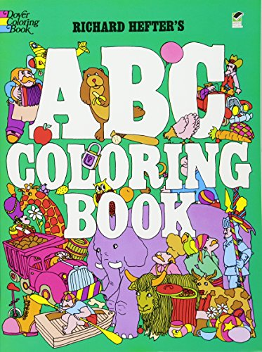 Download ABC Coloring Book Dover Books Pdf