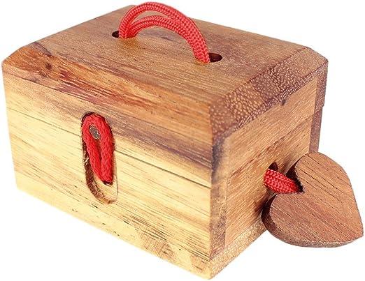 Caja mágica de amor – Caja regalo con cerradura mágica – Alhajera ...