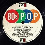 Various: 12 Inch Dance 80's Pop (Audio CD)