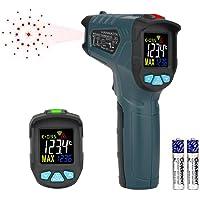 Termómetro Infrarrojo,HANMATEK Termómetro Láser Pistola de Temperatura de Lectura Instantánea Digital sin Contacto para…