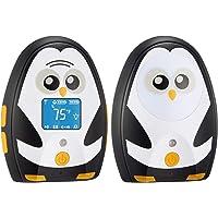 TimeFlys Digital Audio Baby Monitor Mustang QQ, Long Range up to 1000 ft, Vibration, Temperature Monitoring, Warning…