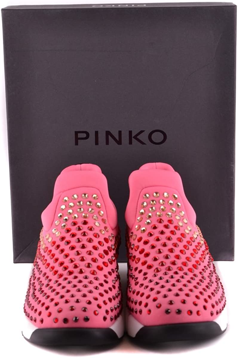 PINKO donna slip on 1H207K Y241 O23 GEM Rosa