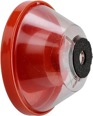 Naranja 4-10 mm Transparente KWB 0454-00 Recogedor de polvo