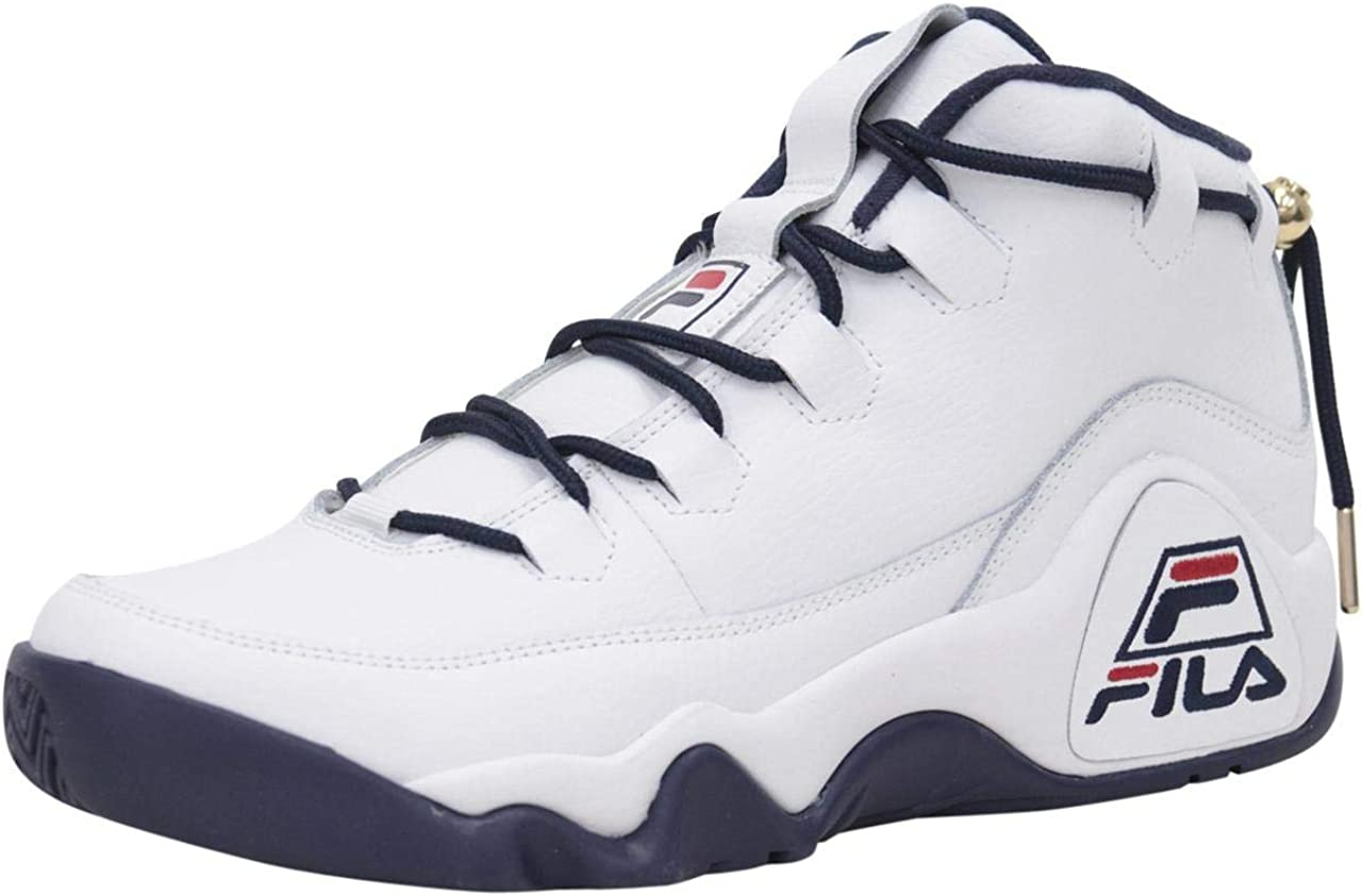 Fila Men's 95 Primo White Navy Red Sneakers Shoes