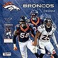 Denver Broncos 2018 Calendar