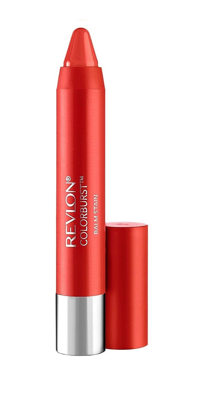 Revlon Balm Stain, Rendezvous, 0.95 Ounce + FREE Curad Dazzle Bandages 25 Ct