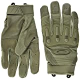 Oakley Transition Tactical Mens Snow Snowmobile Gloves - Worn Olive / Medium