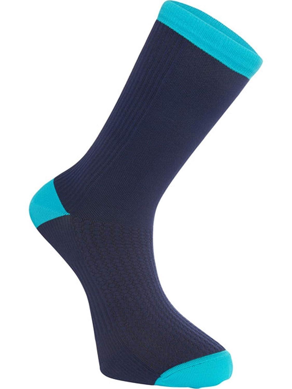 Madison Ink Navy Roadrace Premio Extra Long Cycling Socks