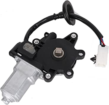 Window Lift Motor Front Right Passenger Side for 2003-2009 Nissan 350Z 2003-2007 Infiniti G35 Coupe Model Replace # 80730-CD00A 80730CD00A 742-512