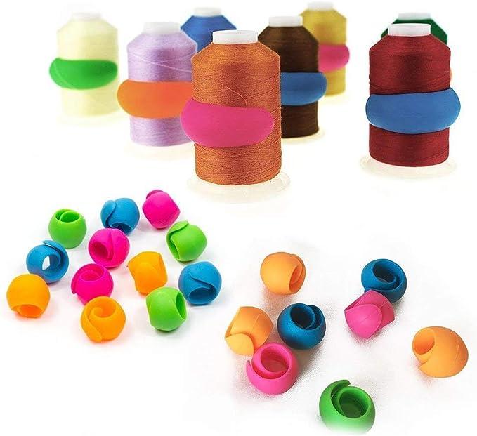 36 unidades de carracas de hilo para máquina de coser para evitar ...