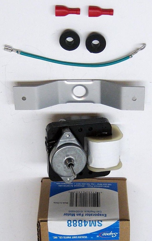Refrigerators & Freezers Parts Refrigerator Evaporator Freezer Fan Motor for Maytag WP61004888