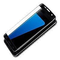 Pelicula de Vidro Curva Samsung Galaxy S7 Edge G935 - Preto