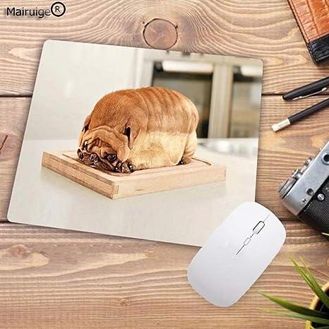 Cojín de ratón de Perro Pug Lindo Personalizado de Moda ...
