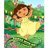 Dora the Explorer Dance with Me Fleece