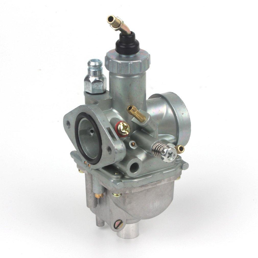RUHUO YFM Carburetor Carb for Yamaha Timberwolf YFB250 1992-2000 Carby 1996 98 YFM125//225 YFA125