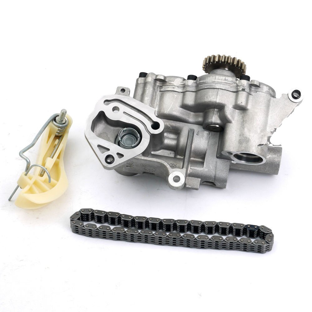 BoCID Oil Pump & Chain Tensioner Assembly For VW Jetta GLI GTI Tiguan Passat 2.0T CCTA
