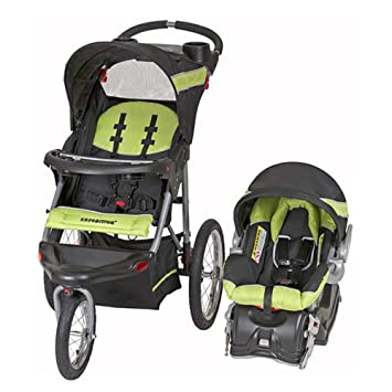 c57a82d9b Amazon.com   Baby Trend Expedition Travel System with Stroller and ...