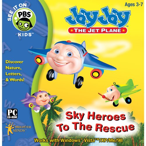Jay Jay: Sky Heros to the Rescue Software