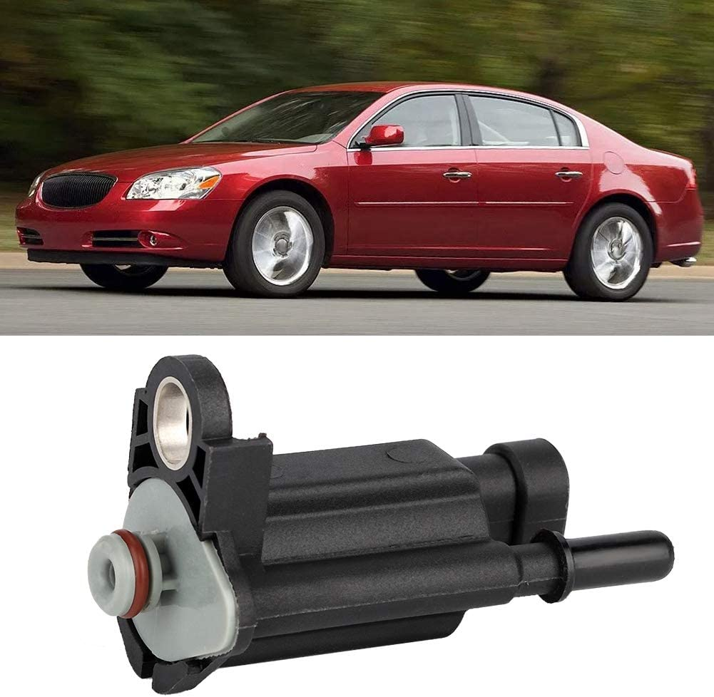 Purge Valve Solenoid ABS Plastic Canister Purge Valve Solenoid Fit for Buick//Cadillac 12581282 911-030 12573220