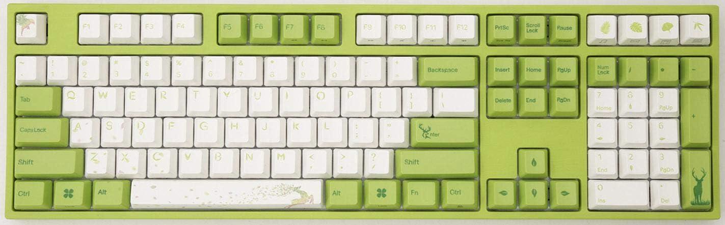 Varmilo VA108M Forest Fairy Mechanical Keyboard