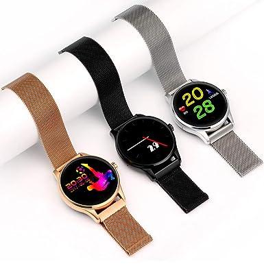 Star_wuvi Reloj Inteligente iOS, Android, Monitor de frecuencia ...