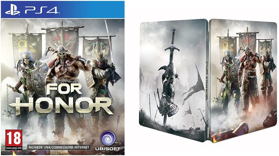 For Honor + Metal Case - Special Limited Esclusiva Amazon ...