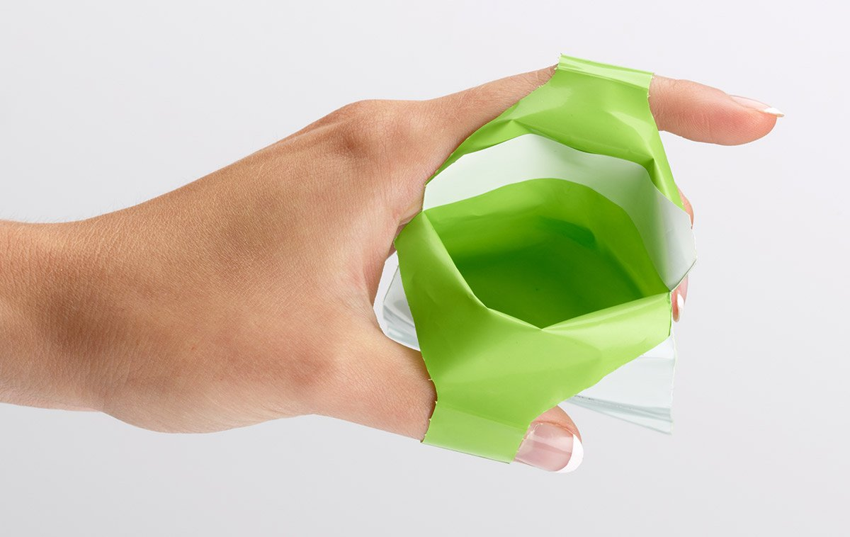 Fab Little Bag Sealable One Handed Tampon Disposal Bag 26g (Pack of 12) by FabLittleBag (Image #4)