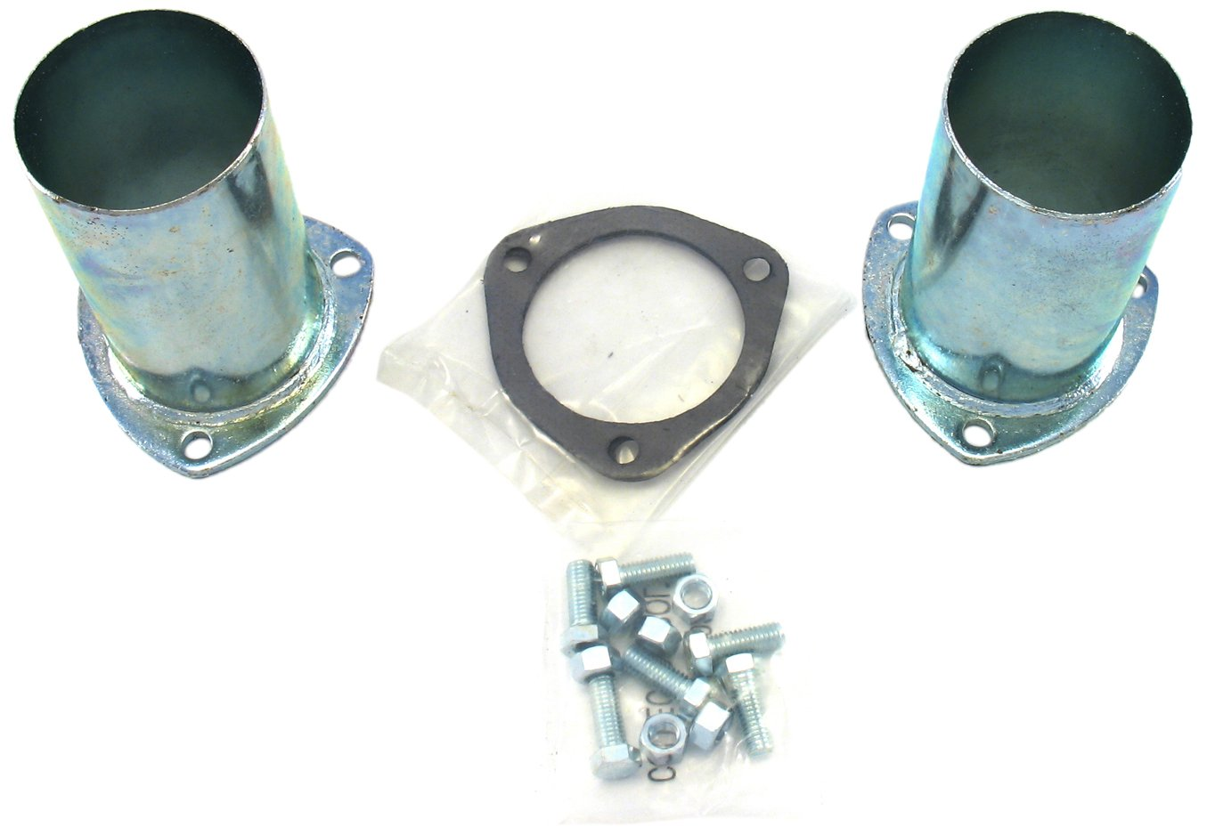Patriot Exhaust (H7244) 3 Collector Reducer - Pair