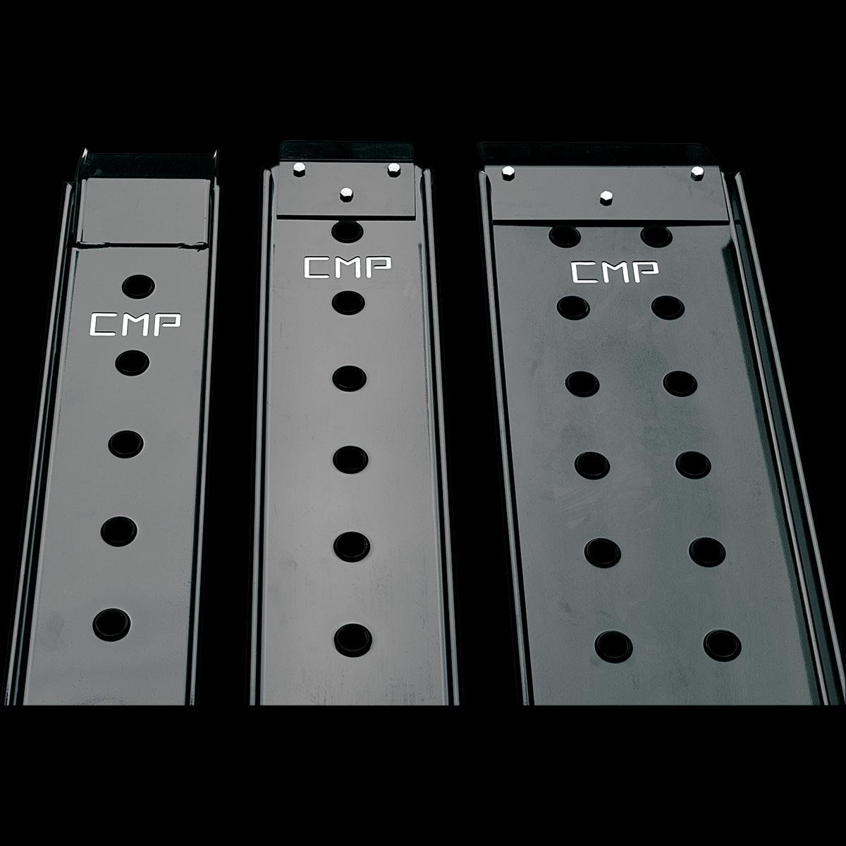 CMP Steel Loading Ramp - 72in. L x 10in. W 7105