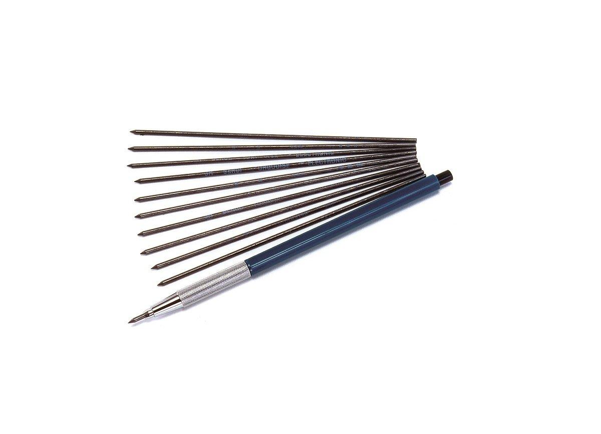 BYK-Gardner USA BYK-Gardner 9516 Replacement Lead for 9500 Pencil Hardness Tester Pack of 12 Grade 2B