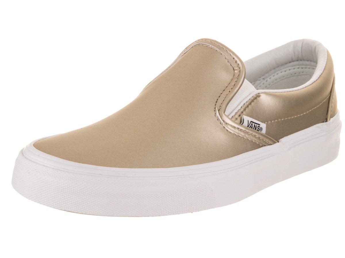 Vans AUTHENTIC, Unisex-Erwachsene Sneakers Gold/Weiß (Muted Metallic Gold True True True Weiß) 8cb323